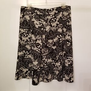 Vintage Sag Harbor size 18 midi length skirt